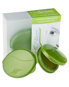 Biotanix Bright Eyes Eye Slices for Puffiness and Dark Circles