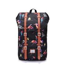 Bodachel Little America Backpack Birds