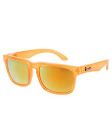 Bondiblu Wayfarers Sunglasses Orange