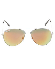Bondiblu Mirror Aviator Sunglasses Multi
