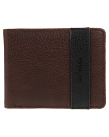 Bossi Autsb Wallet Brown
