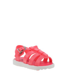 Bratz Infant Jelly Sandal Coral