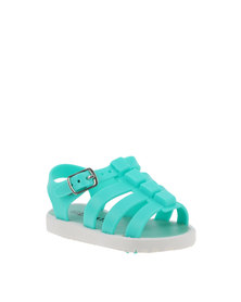 Bratz Infant Jelly Sandal Teal