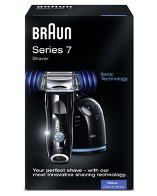 Braun Shaver 760cc Clean & Renew Series 7
