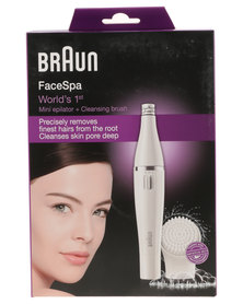 Braun Face 810 Epilator With Cleansing Brush Beauty Edition