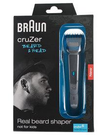 Braun Cruzer 6 Beard & Head Trimmer