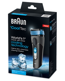 Braun CoolTec CT2 Electric Shaver