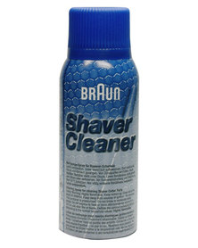 Braun Shaver Cleaner Aerosol (All Shavers)