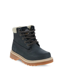 Bronx Hunter Boots Navy