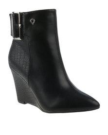 Bronx Alisha Boots Black
