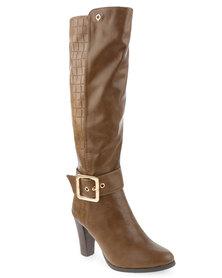 Bronx Women Noelle Boots Camel