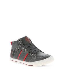 Bubblegummers High-Top Sneakers Grey