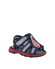 Bubblegummers Sandals Blue