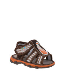 Bubblegummers Sandals Brown