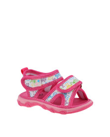 Bubblegummers Sandals Pink