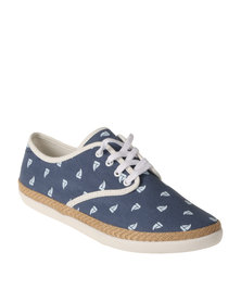 Call It Spring Aserrania Sneaker Blue
