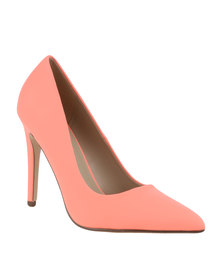 Call It Spring Coola Stiletto Peach