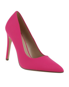Call It Spring Coola Stiletto Light Pink