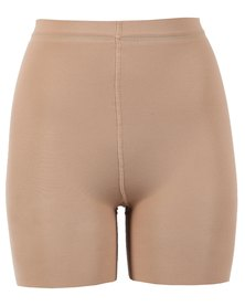 Cameo Slimmers Shorts Beige