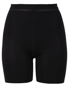 Cameo Slimmers Shorts Black