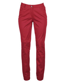 Capital M FL Coloured Jeans Coral