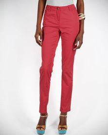Capital M FL Coloured Classic Jeans Melon