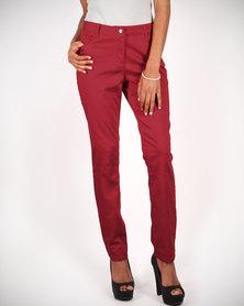 Capital M FL Coloured Jeans Coral