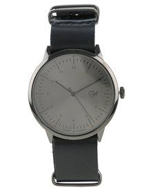 Cheapo Harold Metal Watch Silver
