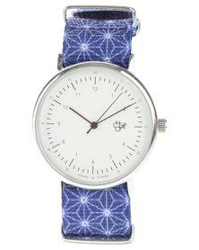 Cheapo Harold Japanese Star Watch Blue