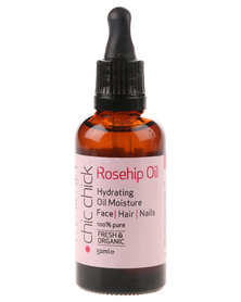Chic Chick Rose Hip Oil 50g Dropper Bottle