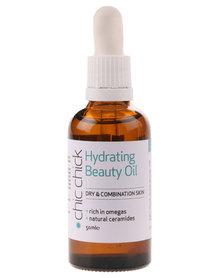 Chic Chick Hydrating Beauty Oil 50g Dropper Bottle
