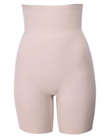 Chic Shapewear Chantelle High Waist Body Shaper Nude