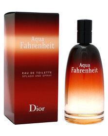 Christian Dior Fahrenheit Aqua Eau De Toilette 75ml