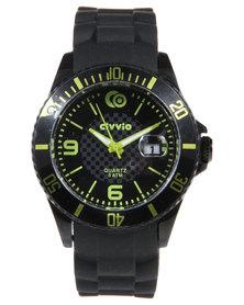 Civvio Splash II Watch Lime Green
