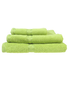 Colibri Towelling New Expressions 570gsm Towel Light Green