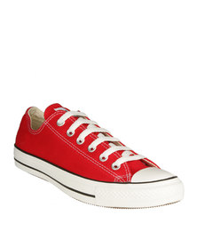 Chuck Taylor All Star Lo Red