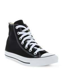 Converse Hi Top Sneakers Black