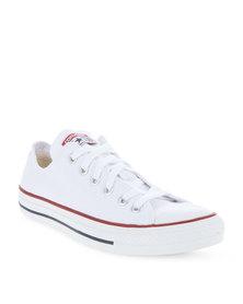 Converse Lo Sneakers White