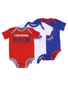 Converse New Born Creepers Multi-Coloured