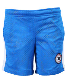 Converse C.T.P Mesh Shorts Electric Blue