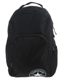 Converse All In LG Backpack Black