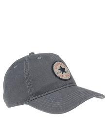 Converse Emblem Cap Grey
