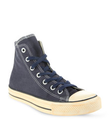 Converse Chuck Taylor All Star Back Zip Sneakers Blue