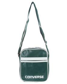 Converse Airline Messenger Bag Green