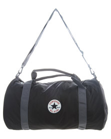 Converse Duffle League Play Bag Black