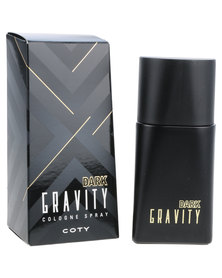 Coty Gravity Dark Cologne 50ml