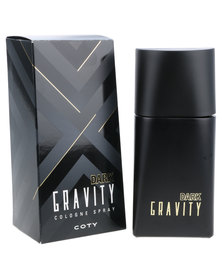 Coty Gravity Dark Cologne 100ml
