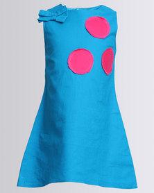 Cotyledons Little Dress Blue
