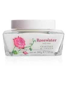 Crabtree & Evelyn Rosewater Body Cream 200g