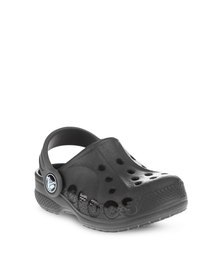Crocs Baya Kids Shoes Black
